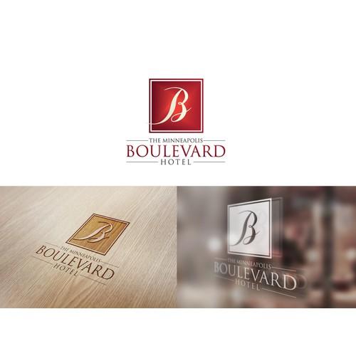 logo for Boulevard Hotel