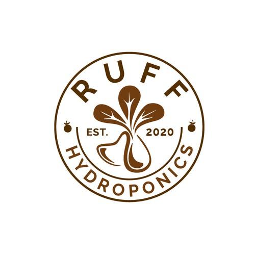 logo Concept Hydroponic