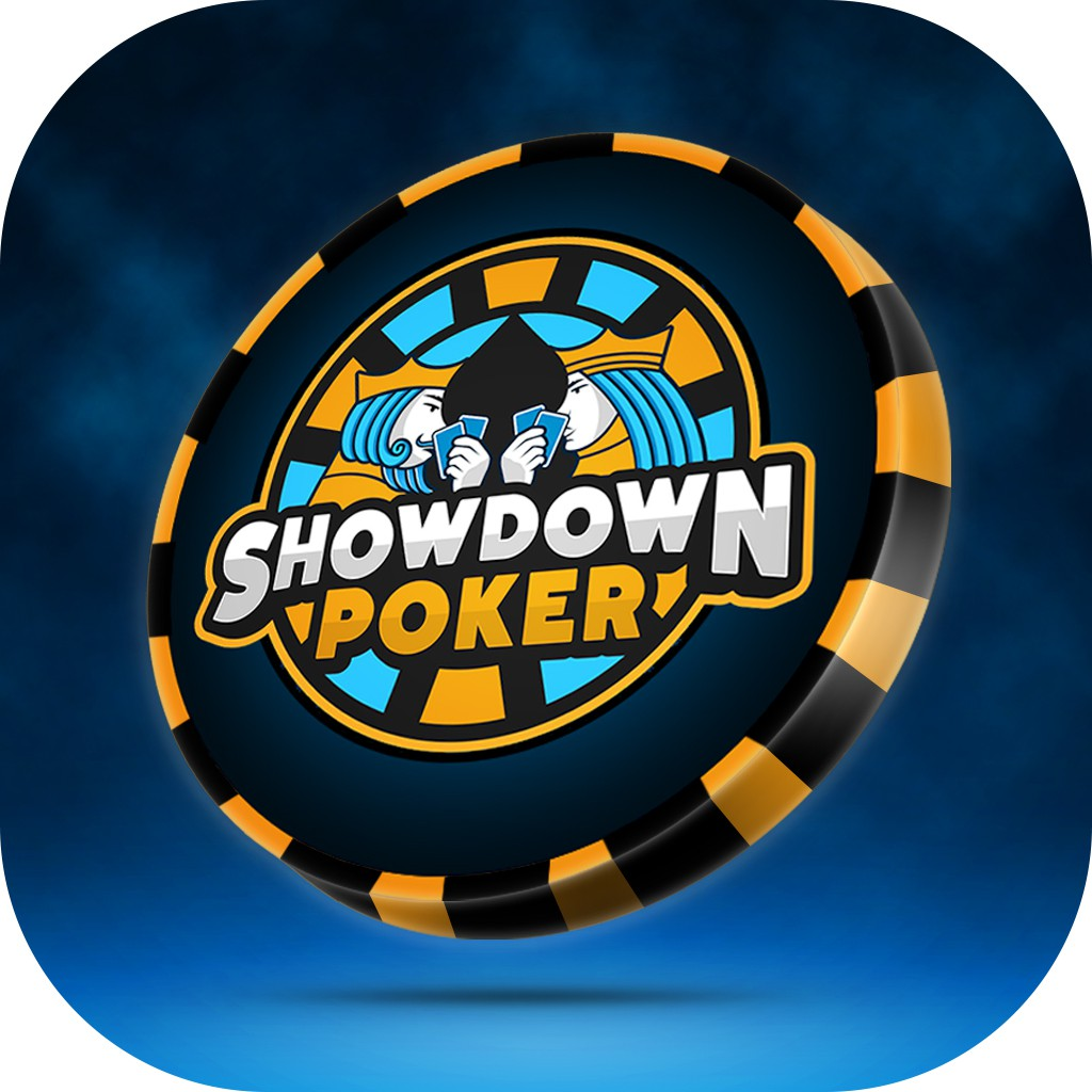 App Icon for Mobile poker game based on logo