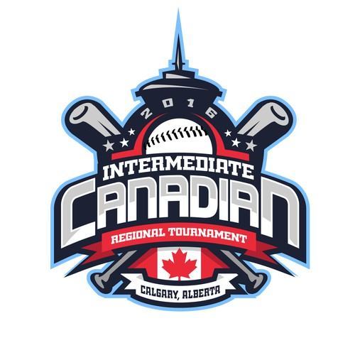 Intermediate Canadian Regional Tournament Logo
