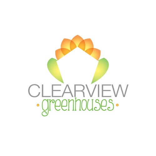 Logo for greenhouses