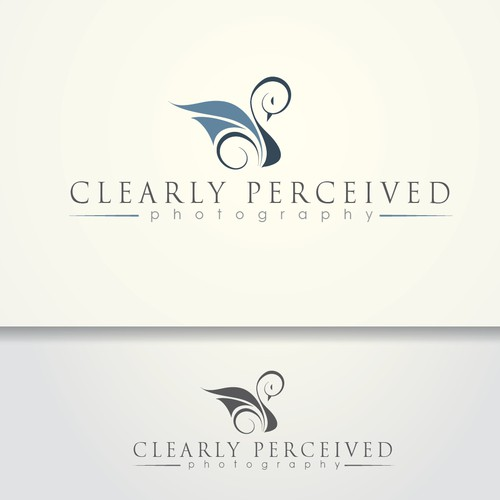 Logo for wedding and portrait photography business