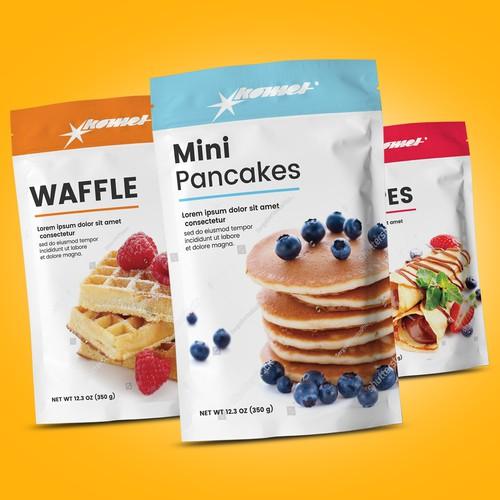 Pancake / Waffle Mixes