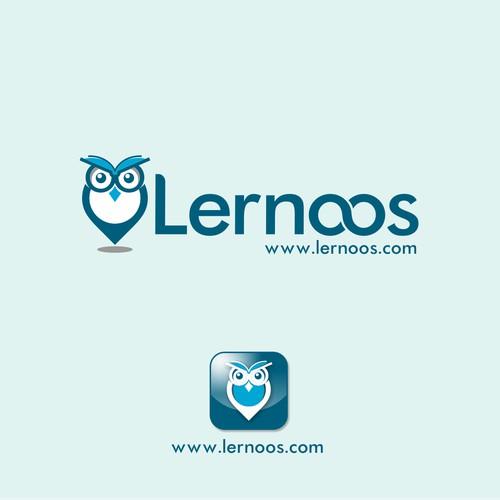 Logo Design for Lernoos