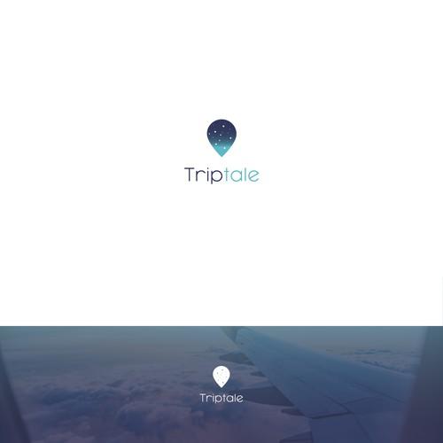 logo concept for Triptale