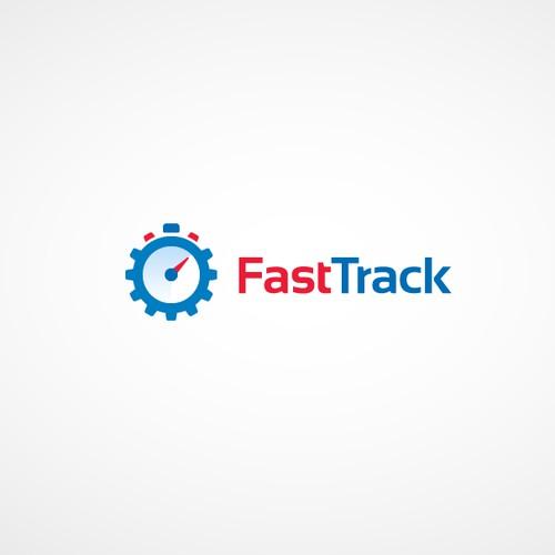 Fast Track Logo Design