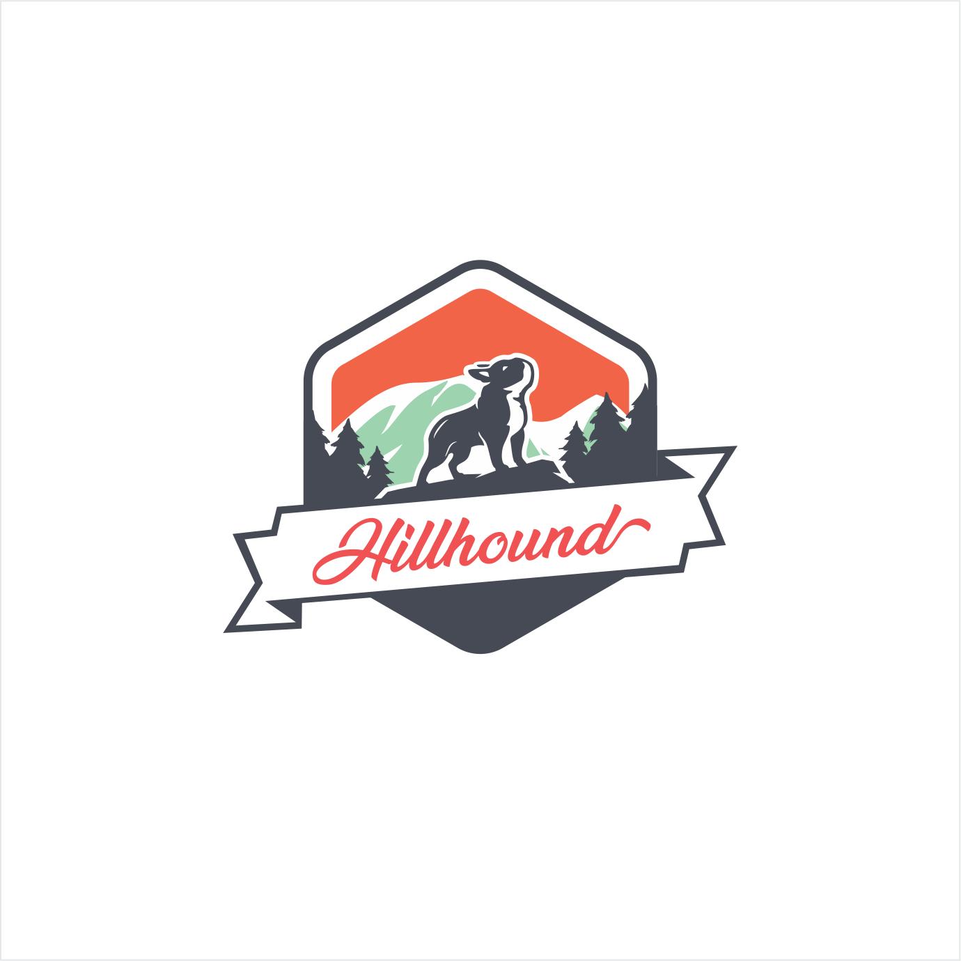 Design a outdoorsy logo for Hillhound Productions