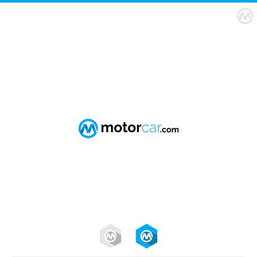 Logo for motorcar.com