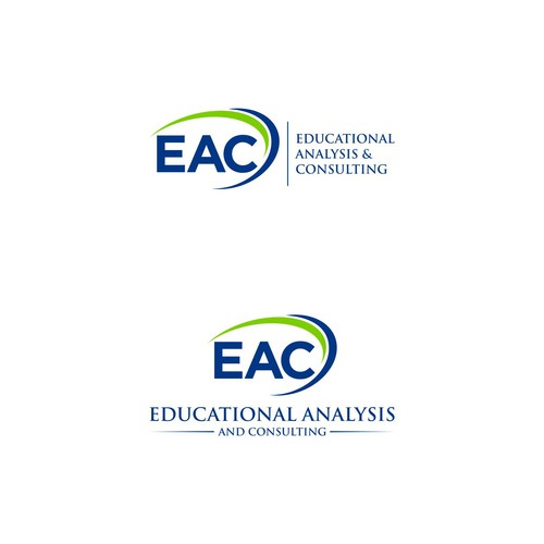 Create a logo that conveys professionalism for an educational consultancy firm.