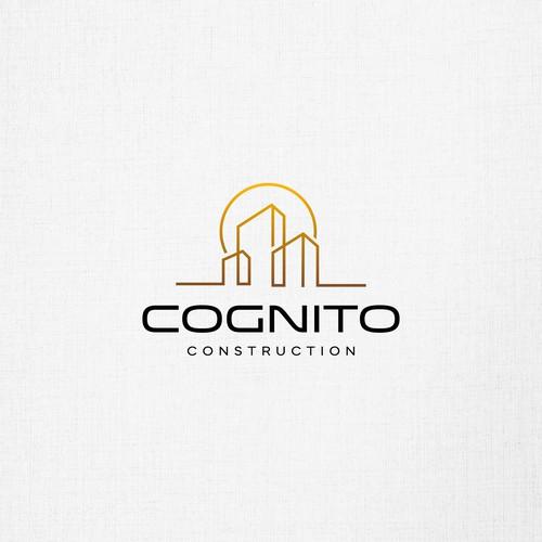 Minimal logo for Construction Company