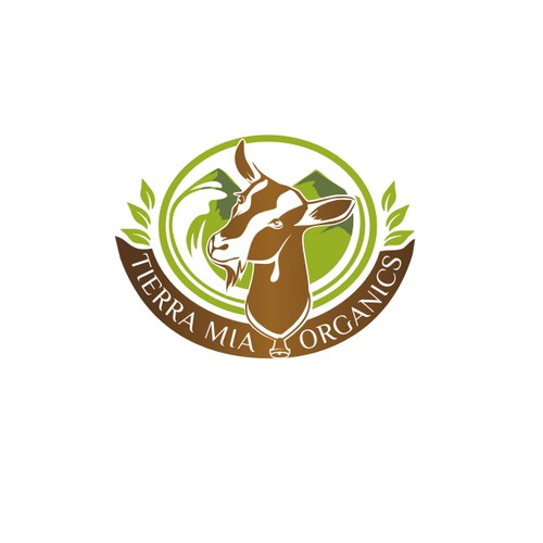 Design logo for Raw Goat Milk personal care product