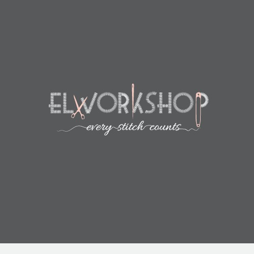 Logo for a tailoring workshop