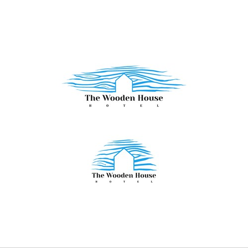 The Wooden House Hotel Logo
