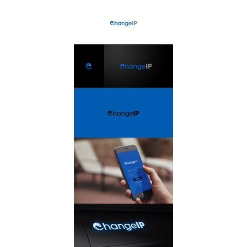 Logo concept for Technology Brand