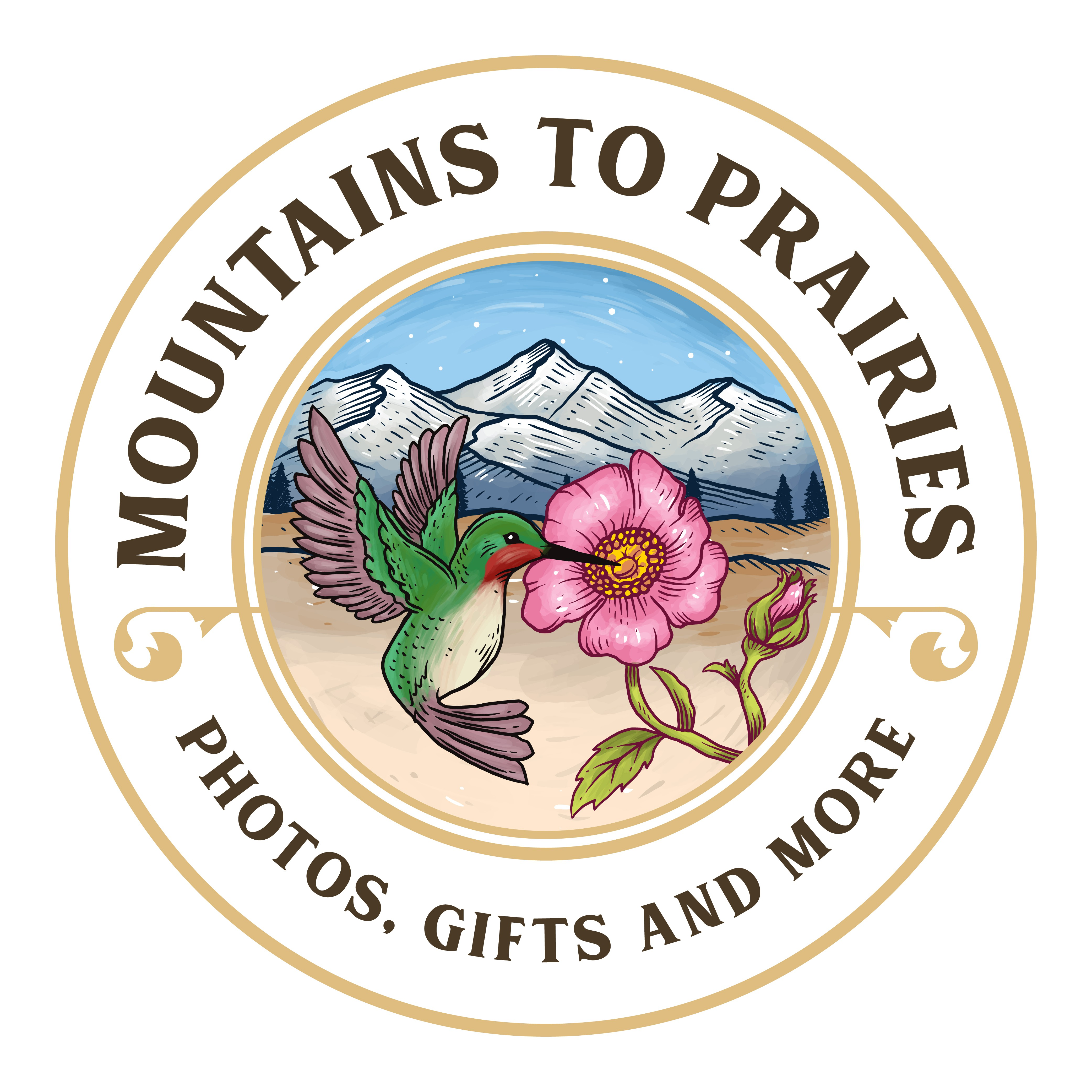 Show the beauty of God's creation in Montana & Wyoming to the world