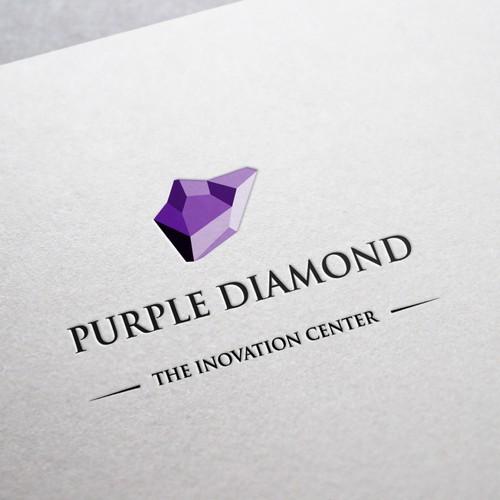 logo for Purple Diamond