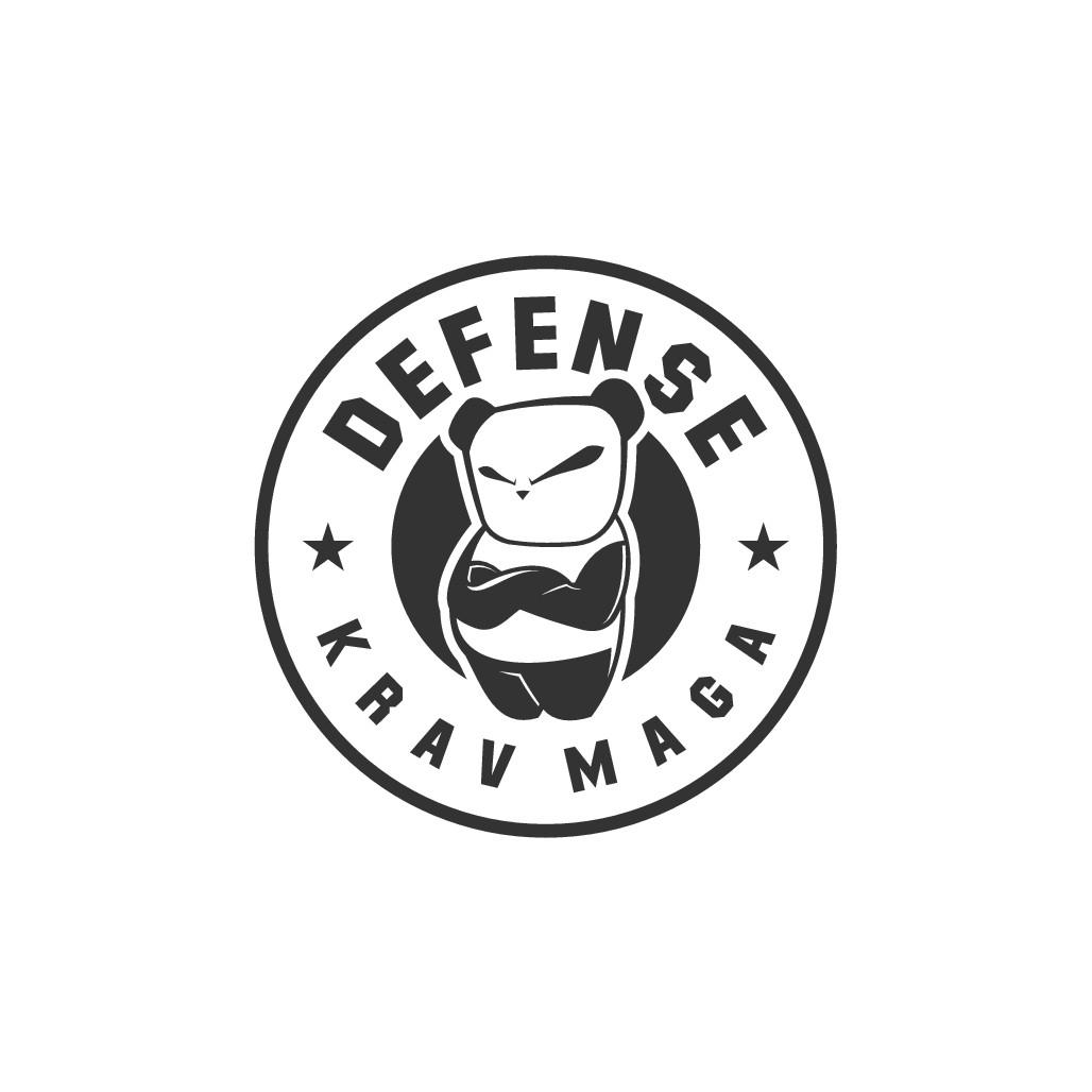 Krav Maga and BJJ school needs a potent logo