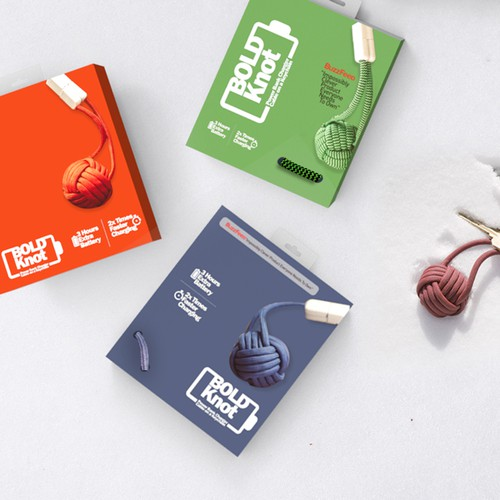 Bold Knot Packaging