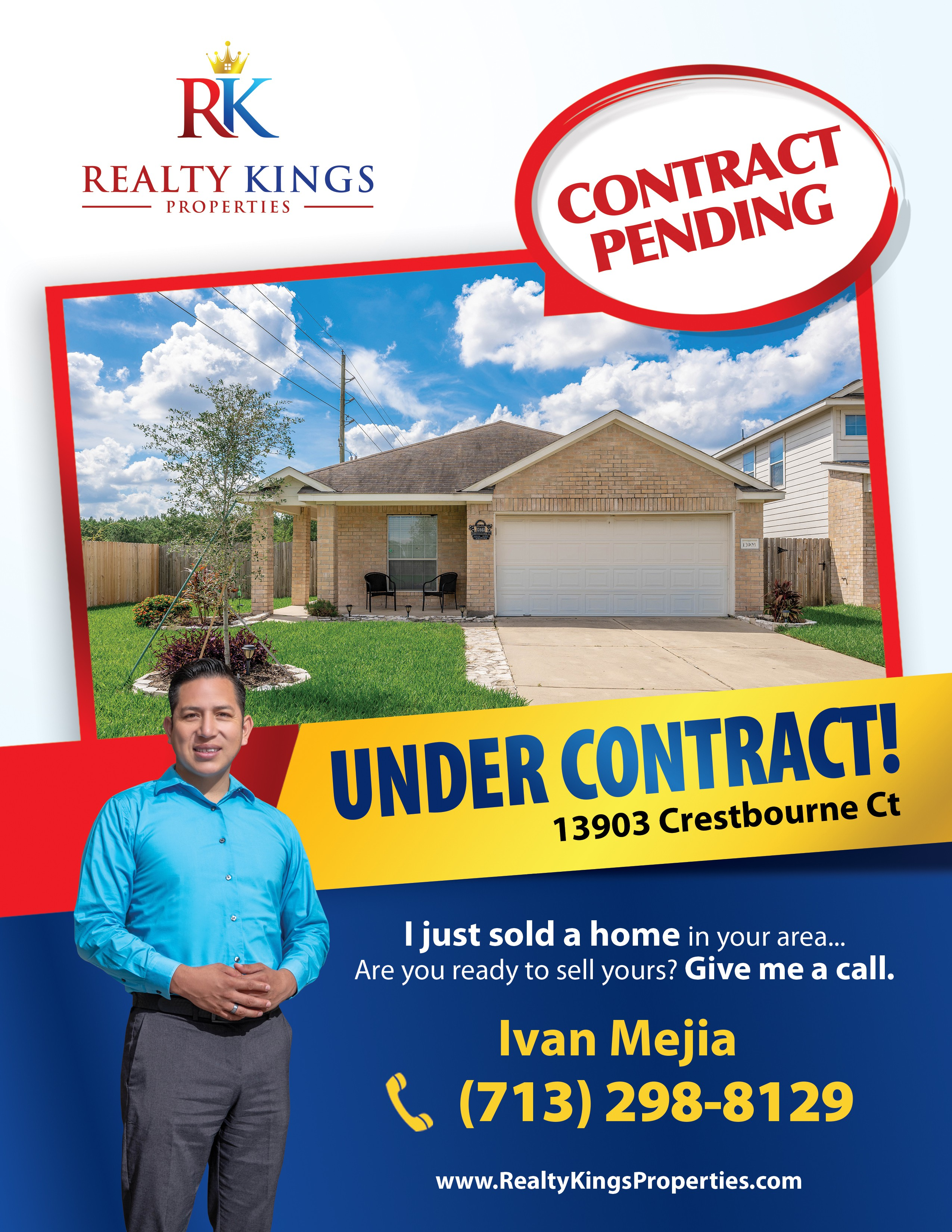 Need Real Estate Flyer Created