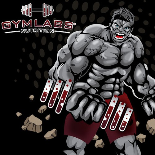 Help Gymlabs Nutrition with a new art or illustration