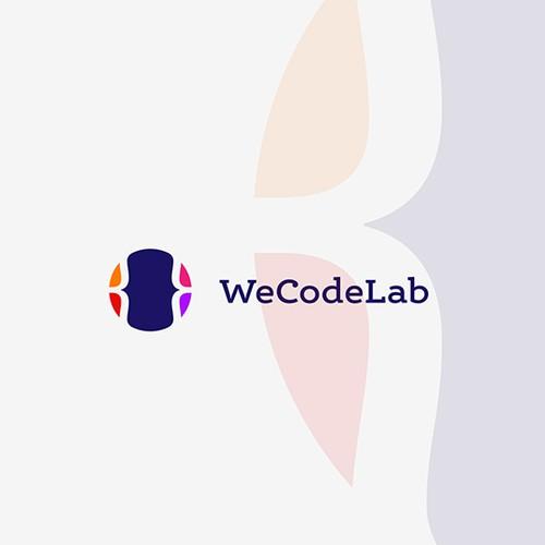 Bold Logo Concept For A Coding Academy
