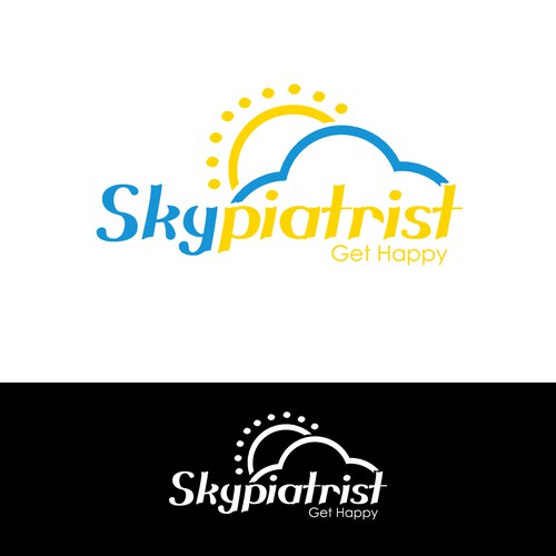 Make the world a happier place!   Design logo for online psychiatry website!
