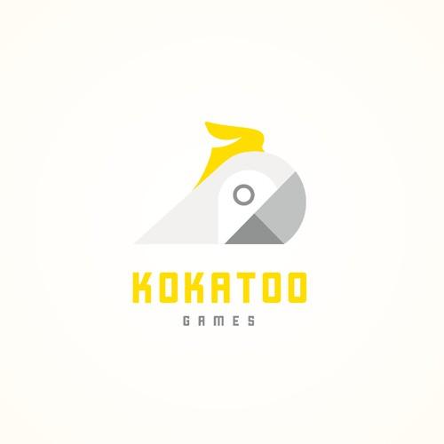 'Cockatoo Logo' For iOS Game Company