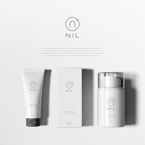 Beauty Supplement Brand Logo