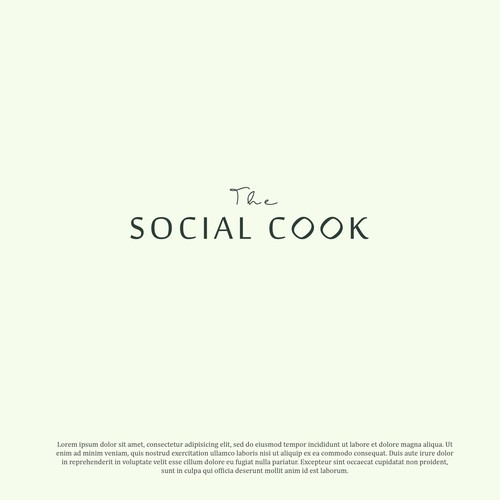 The Social Cook