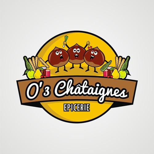 O'3 Chataignes Epicerie