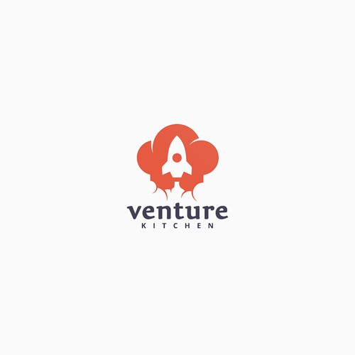Logo Design for Venture Kitchen
