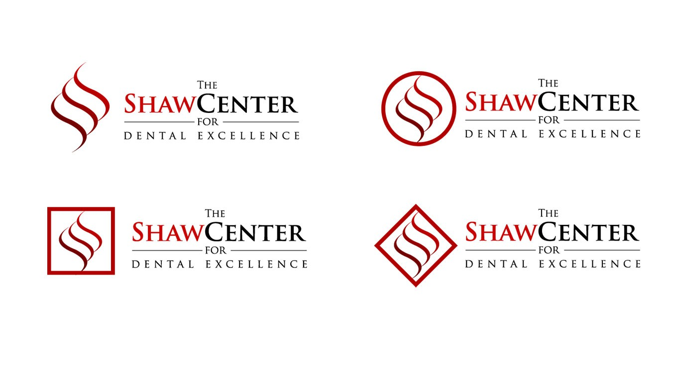 The Shaw Center for Dental Excellence needs a new logo