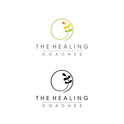 The Healing logo