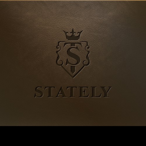 logo for Mens Luxury Tank Top