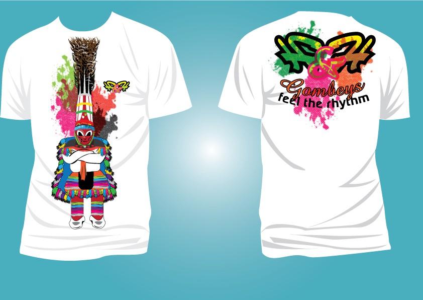 H&H Gombeys needs a new t-shirt design