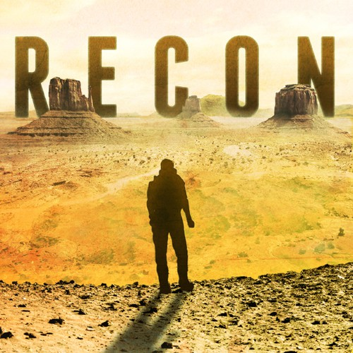 Recon - Book cover