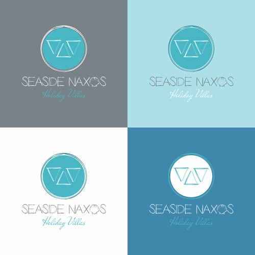 Logo for Greek Holiday Villas