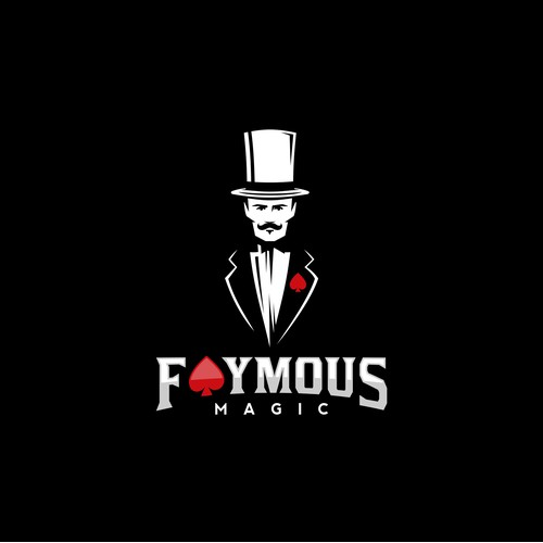 Logo for Faymous Magic