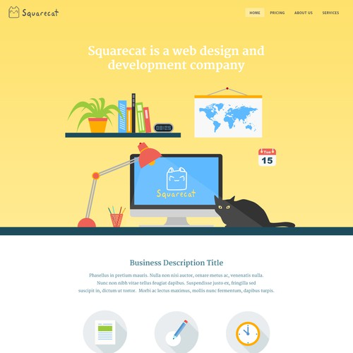 Website for Web Developement Startup