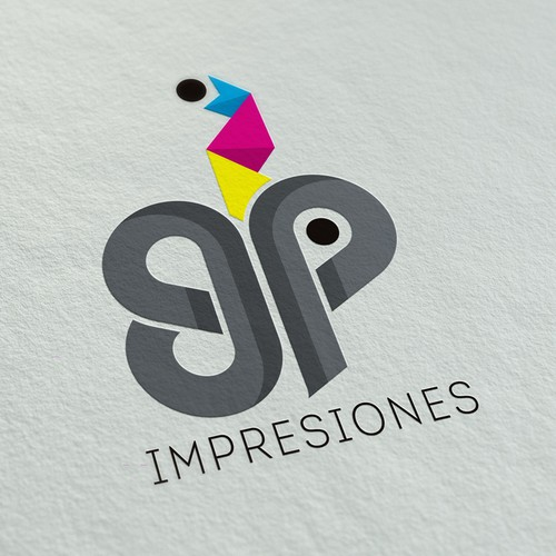 Logo for GP Impresiones