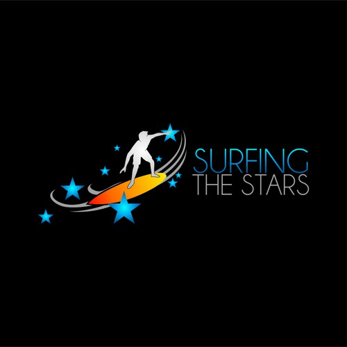 Create the next logo for Surfing the Stars