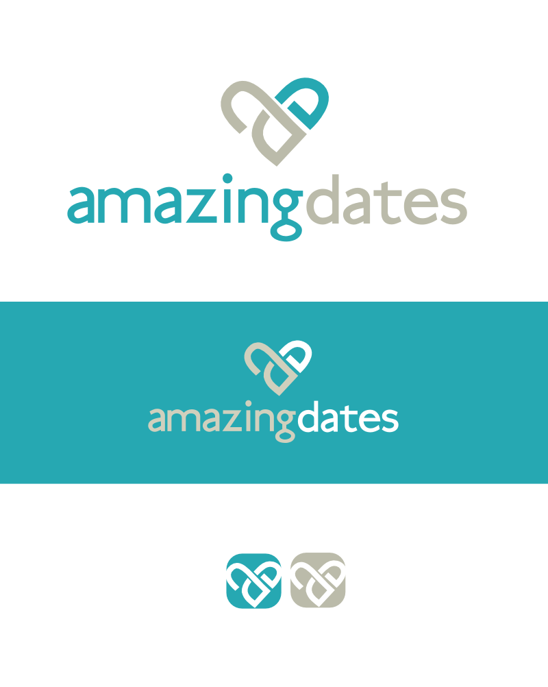 Create the next logo for Amazing Dates