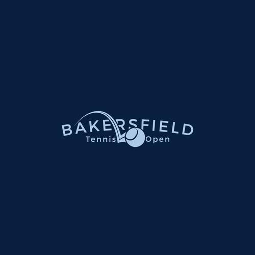 Bakersfield Tennis Open Logo