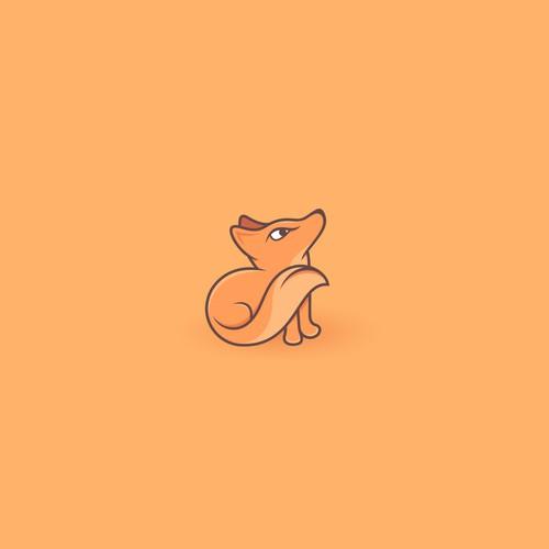 little cute fox