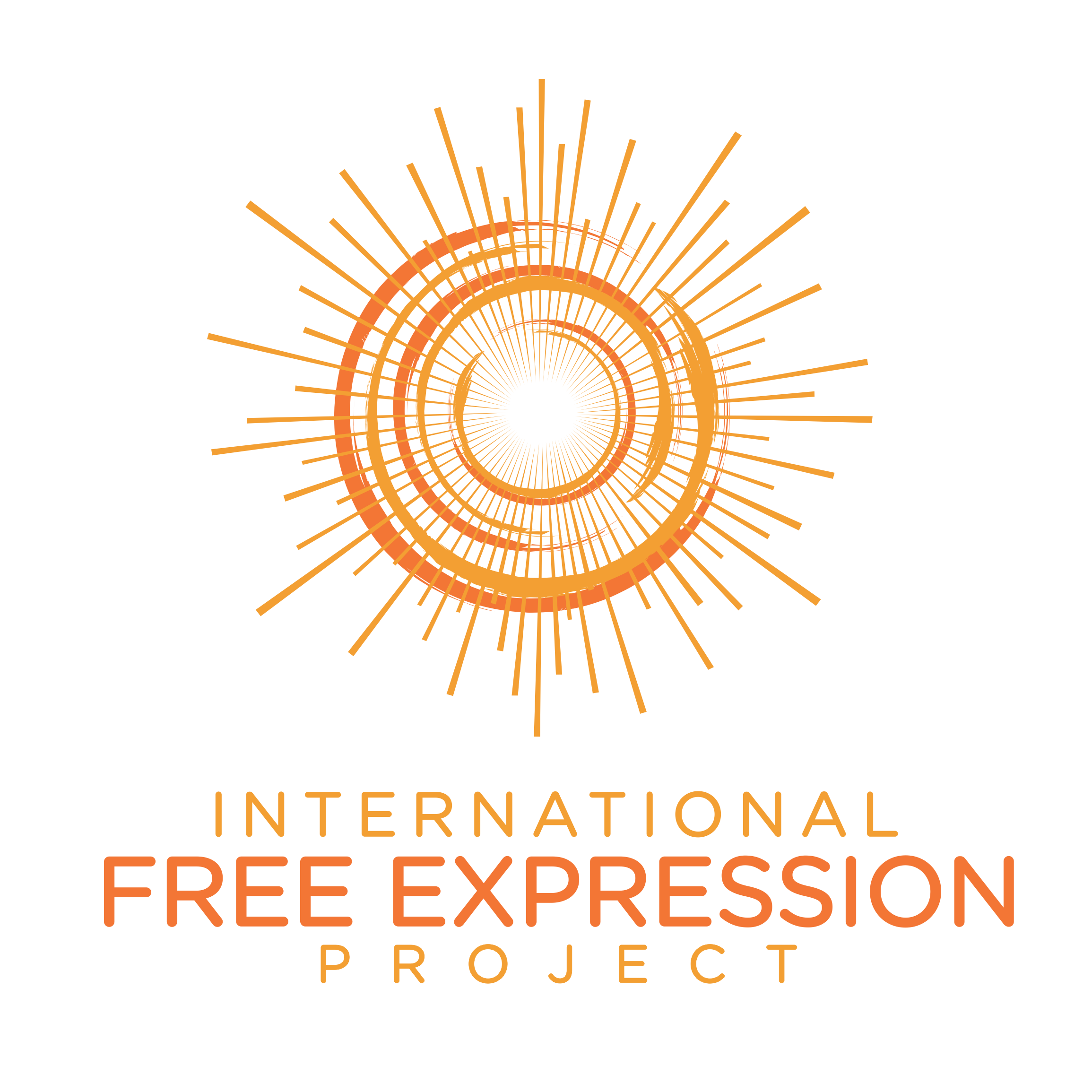 Create an identity for the International Free Expression Project; your work will be seen globally.