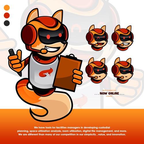 Custodial planning company seeks mascot/character