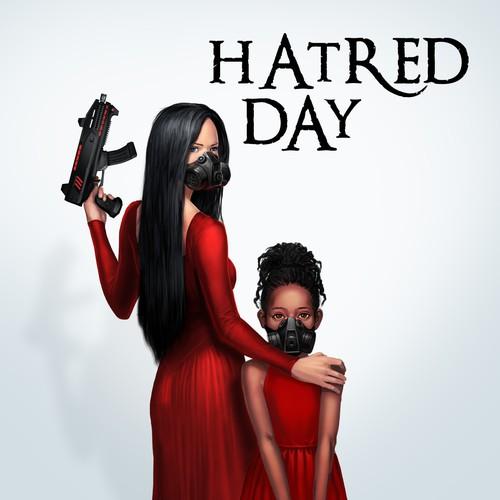 Hatred Day Novel Trailer