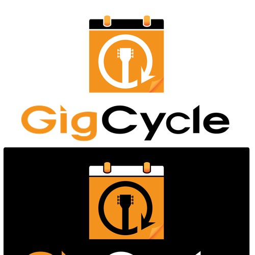 In a Band? Create a Logo for GigCycle, a New App to Help Bands Pack the House