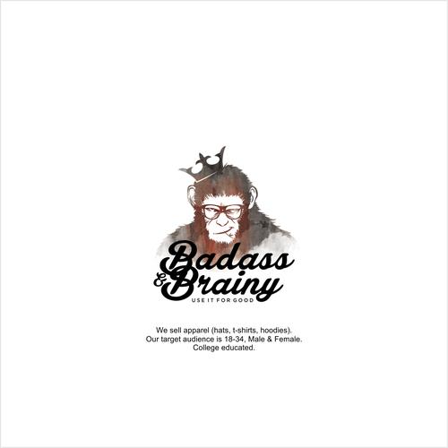 badass brainy