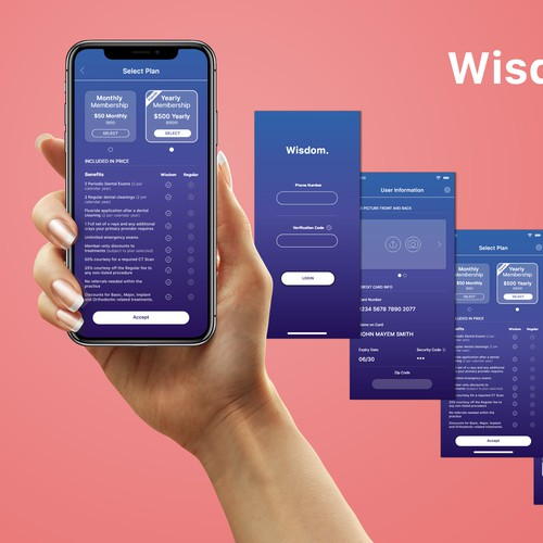 Wisdom Mobile App